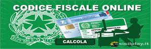 Codice Fiscale Online